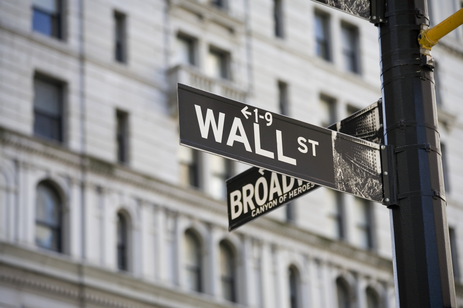 Wall street picture 96