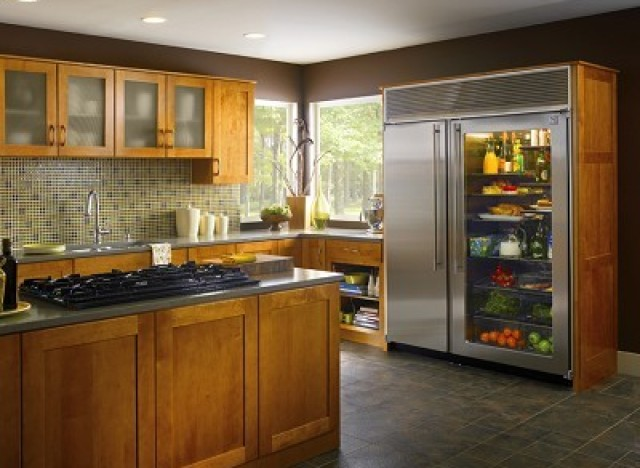 Luxury Refrigerators