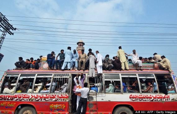 pakistani muslims