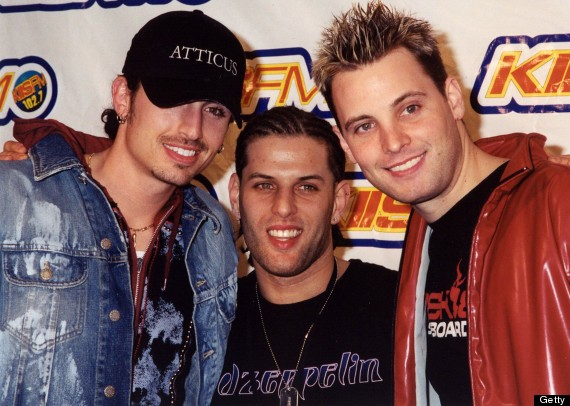 31 Boy Bands That You Probably Forgot Ever Existed