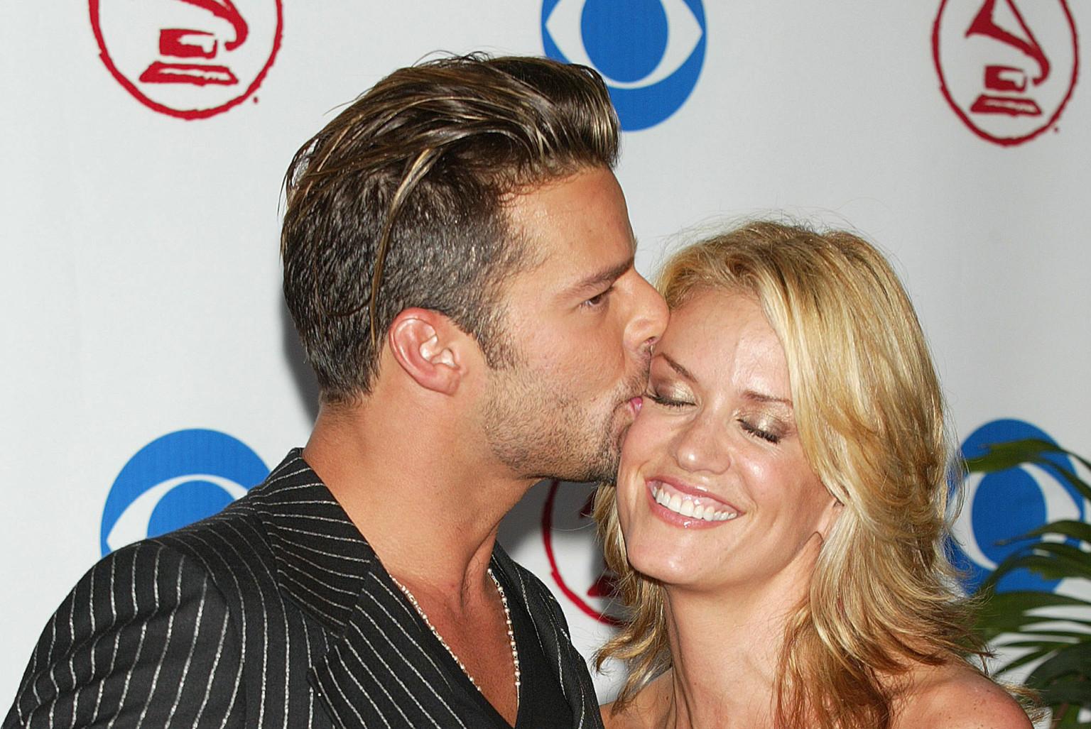 Rebecca De Alba Dice A Ricky Martin Que No Se Ha Portado