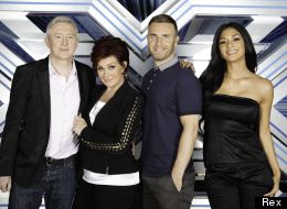 'X Factor' Judges' Categories REVEALED!