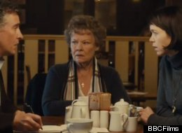 FIRST LOOK: Judi Dench And Steve Coogan In 'Philomena'