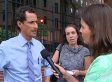 Anthony Weiner Mocks British Reporter's Accent (VIDEO)