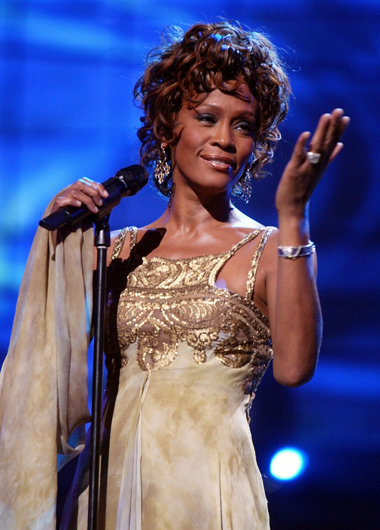 Whitney Houston's Top Five Live Performances