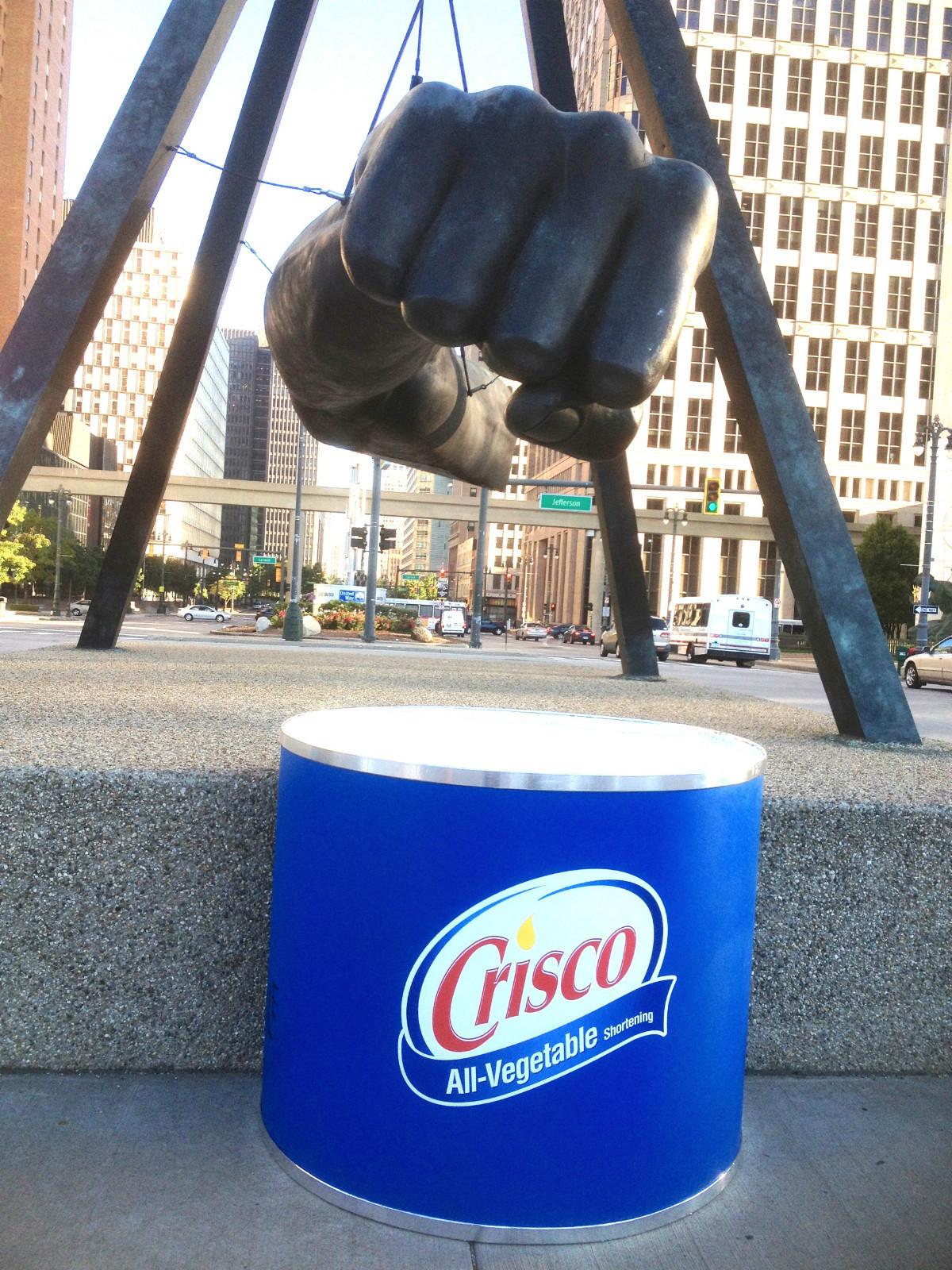 crisco fist