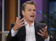 Matt Damon: Obama 'Broke Up With Me,' George Zimmerman Is 'A Novice'