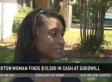 Lakeisha Williams, California Goodwill Worker, Turns In $10,000 Found In Donation Pile (VIDEO)