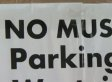 'No Muslim Parking' Signs Prompt Outrage At Westview Shopping Center In Texas