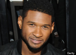 PHOTO: Usher's Son Recovering After Near-Drowning