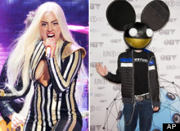 Deadmau5 Lady Gaga