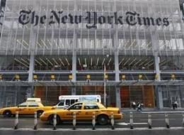 New York Times Building Pan