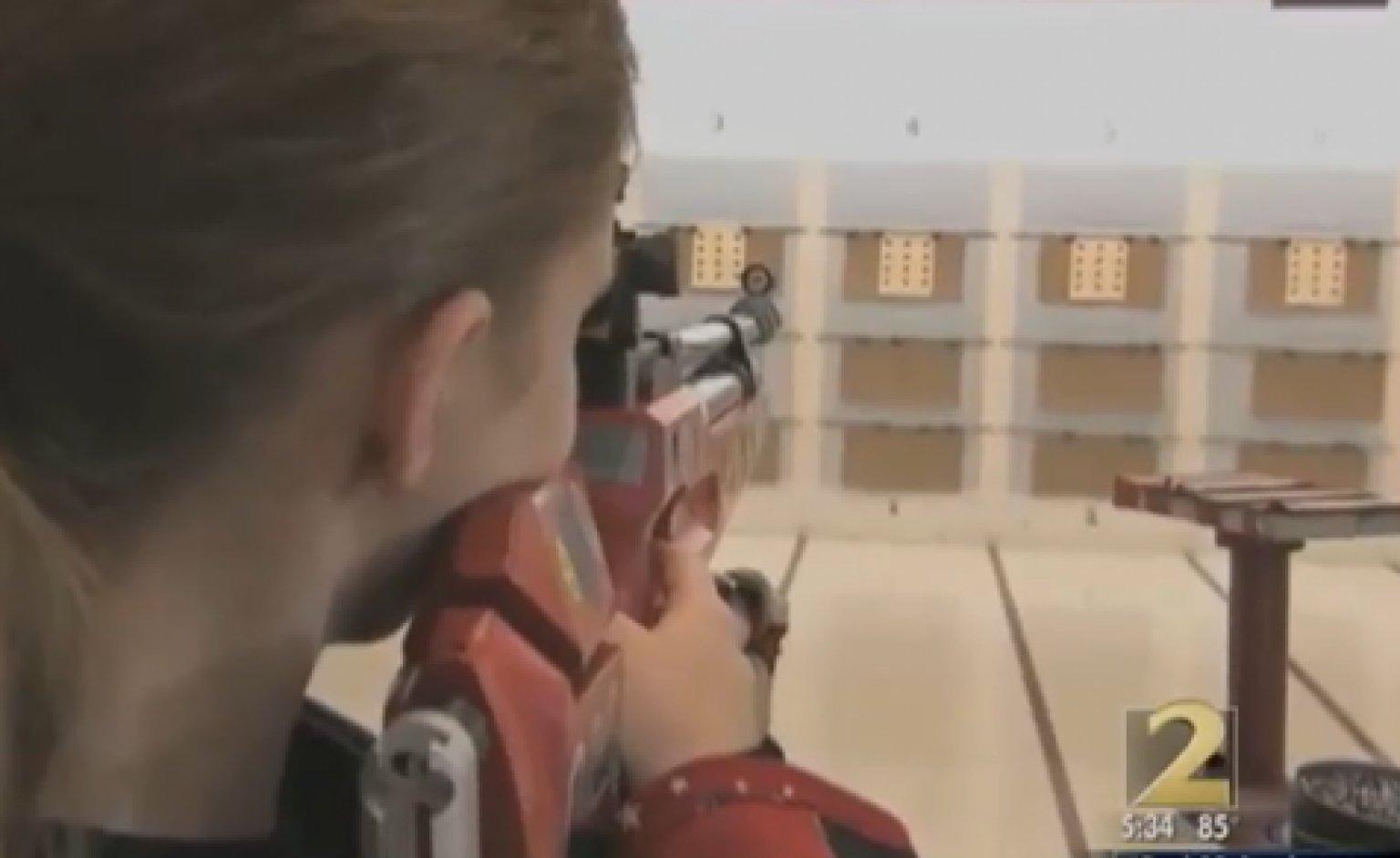 Shooting range deals atlanta