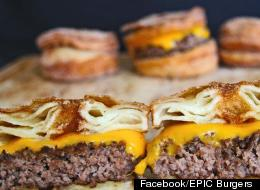 Cronut Burger Food Poisoning