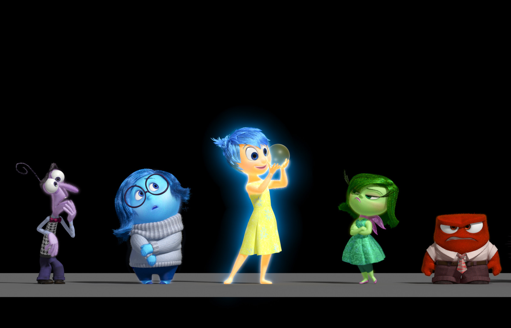 Pixar s inside out will star amy poehler mindy kaling bill hader