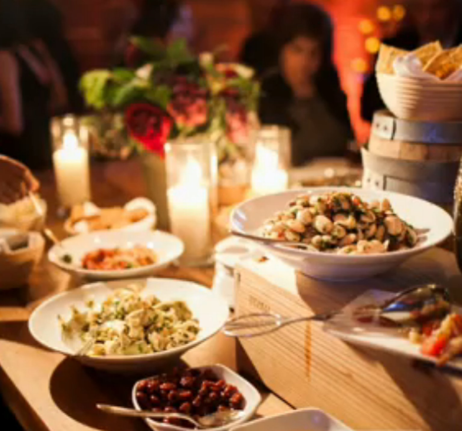 Food Ideas For Wedding: Wedding Food Trends For Fall 2013 (VIDEO
