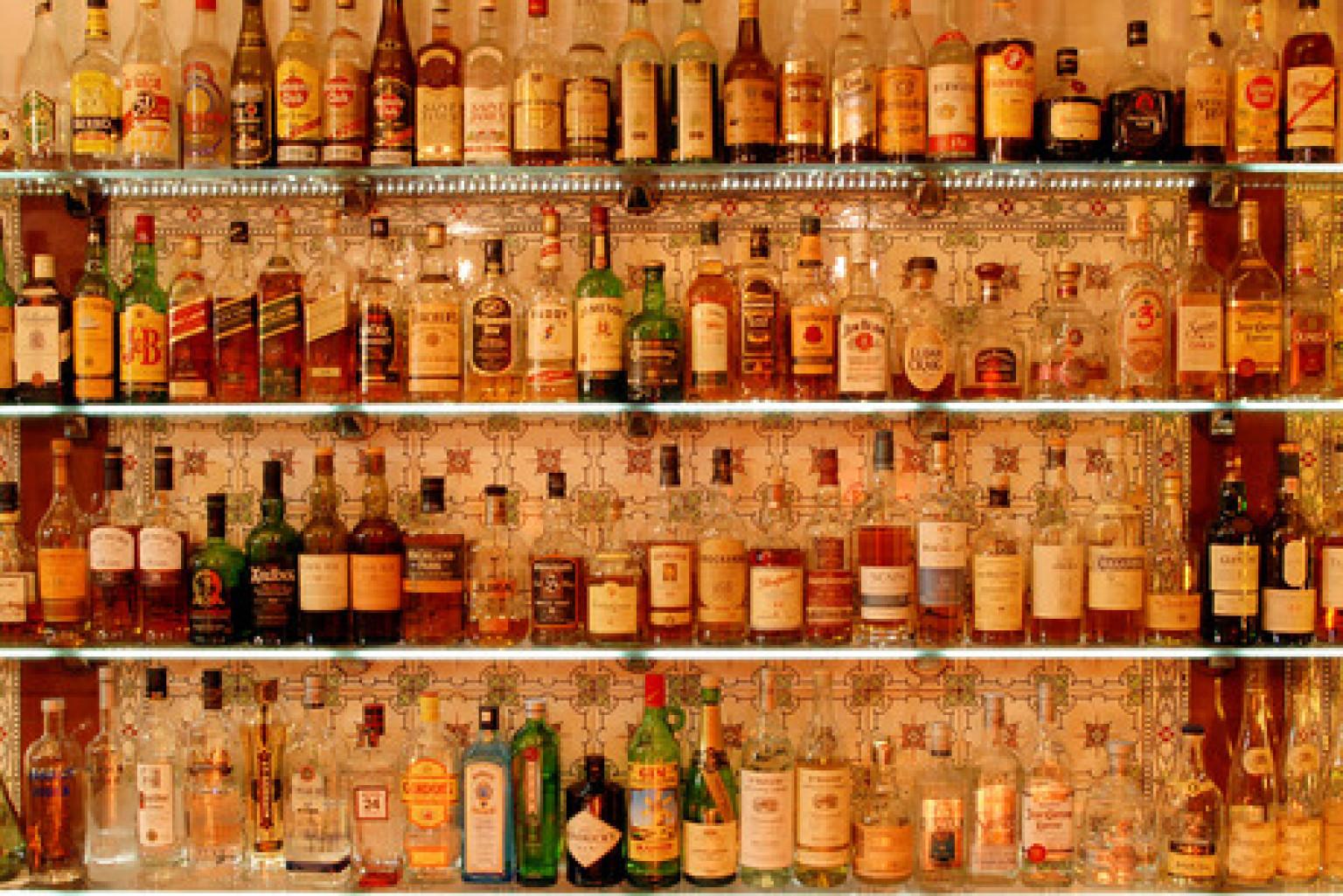 european bar: