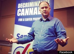 B.C. Pot Activist Mails Weed To Every Liberal MP