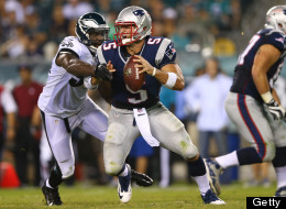 tim tebow patriots debut