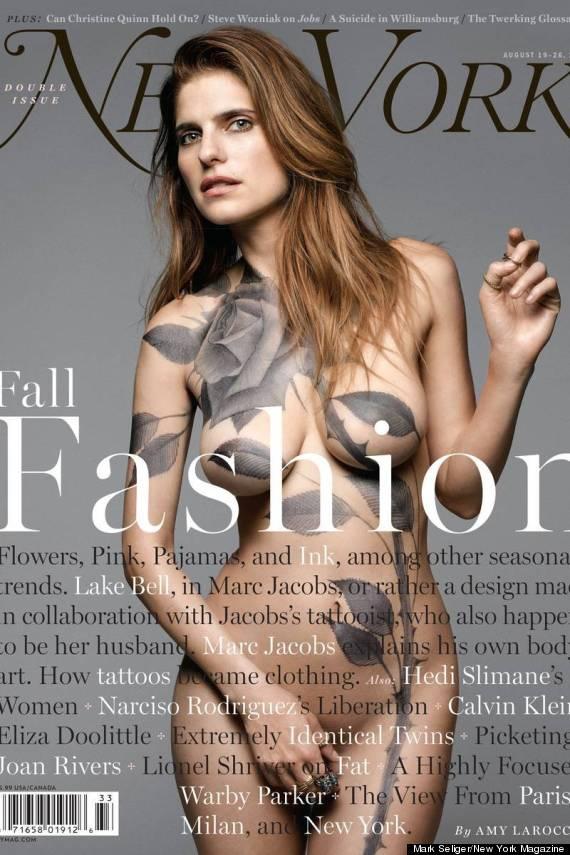 Naked Magazine Covers 77