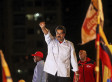 Venezuelan President Nicolas Maduro Says He Sleeps In Hugo Chavez's Mausoleum