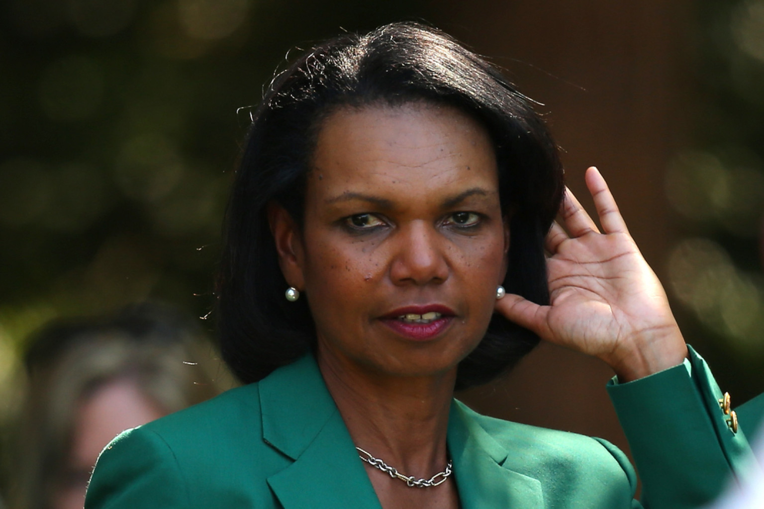 condoleezza rice obama absolutely right not to meet