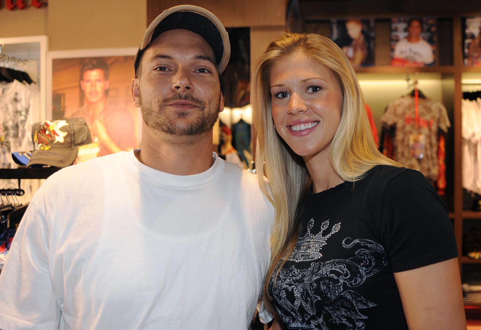 Kevin Federline Marries Longtime Girlfriend Victoria Prince In Las Vegas