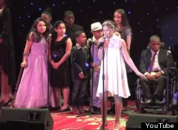 How Carly Rose Sonenclar Made These Kids Feel Like Rock Stars (VIDEO)