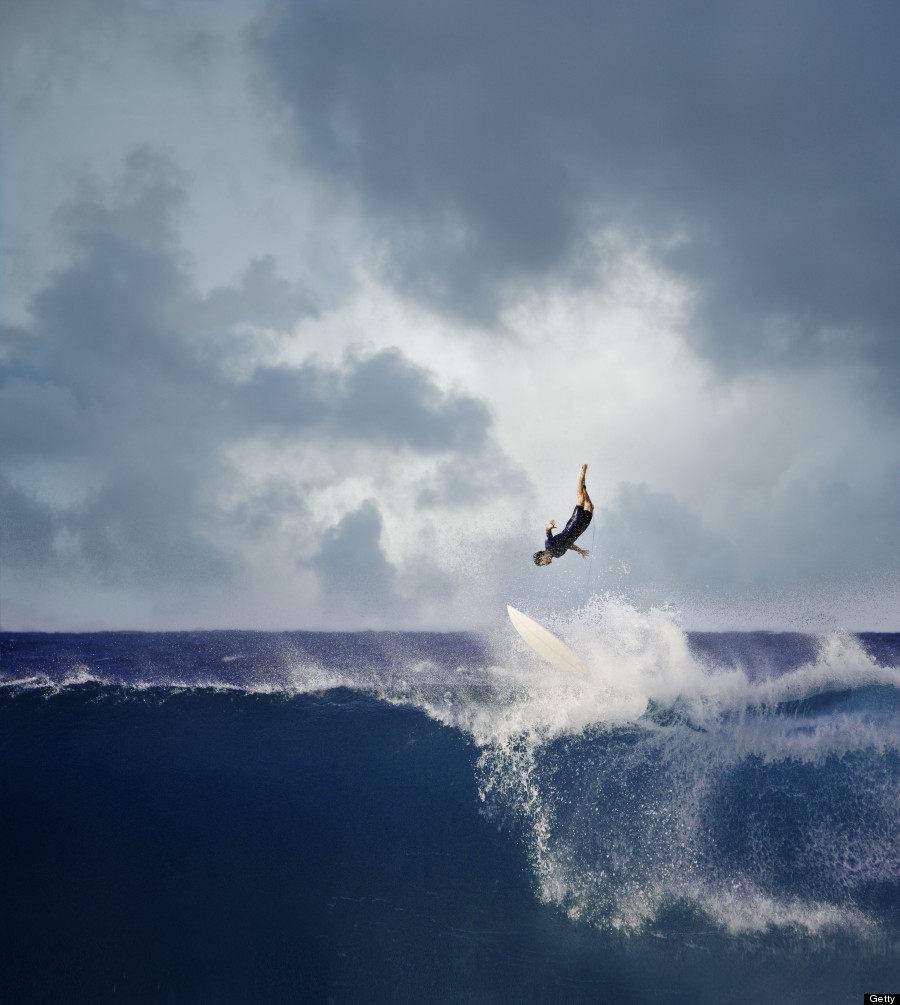 17 Photos Of The Most Gorgeous Surfing Fails Huffpost