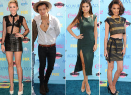 PICS: Teen Choice Awards Red Carpet