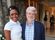 Everest Hobson Lucas Born To George Lucas And Mellody Hobson