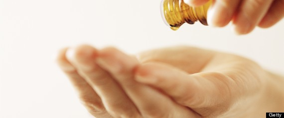 huiles beauté pour cheveux et visage