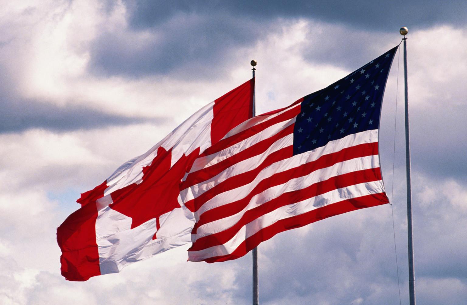 Можно ли получить визу США в Канаде?