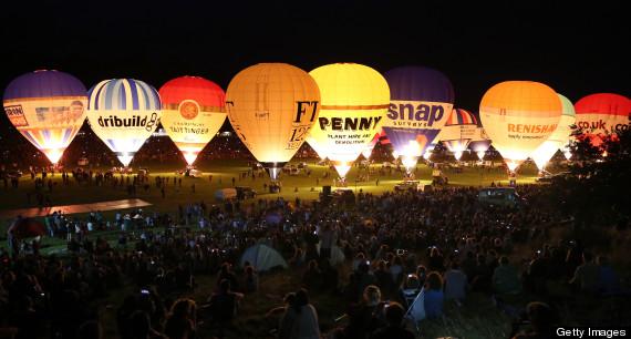 bristol balloon
