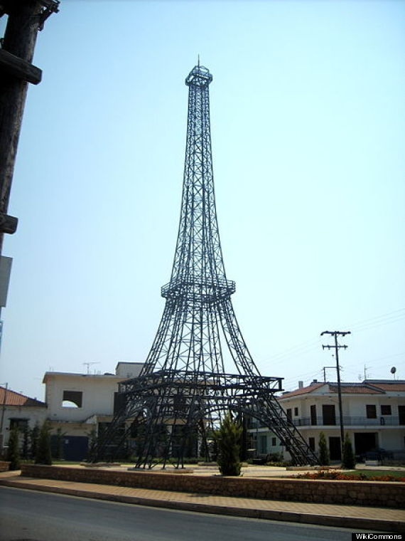 The Most Legit Eiffel Tower Replicas You Didn't Know Existed