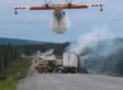 How Canadians Put Out Highway Fires (VIDEO)