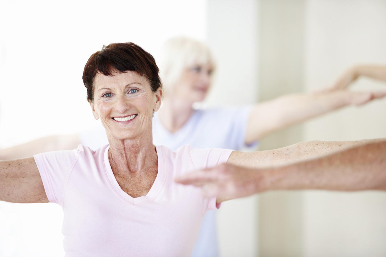 senior citizen exercise equipment