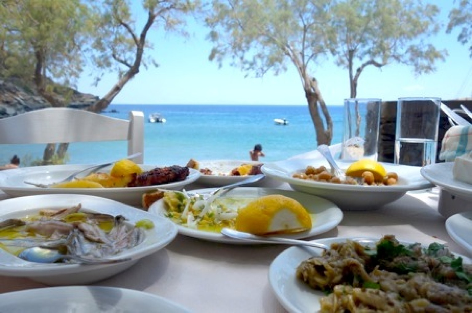 How To Eat Like A Local In Greece Huffpost