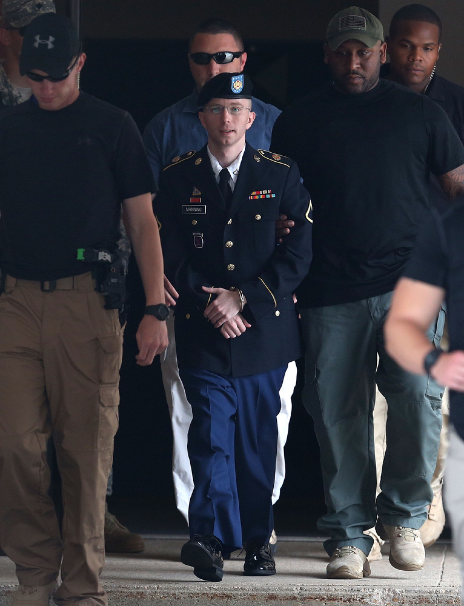 Bradley Manning's Supervisors Point Fingers At Each Other
