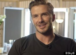 What Does David Beckham Actually Watch On Telly?