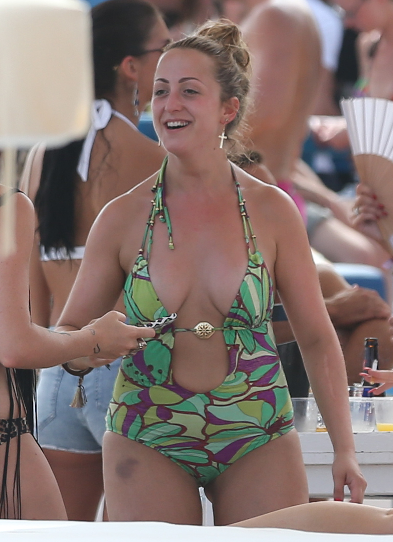 Natalie Cassidy Shows Off Weight Loss In Monokini On Ibiza Holiday ...
