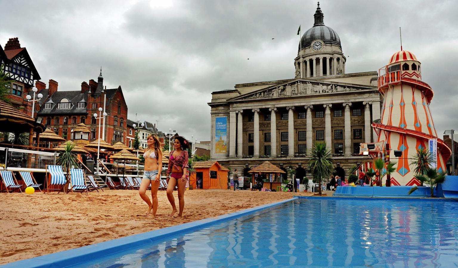 nottingham revealed as cheapest place for a city break in. Black Bedroom Furniture Sets. Home Design Ideas