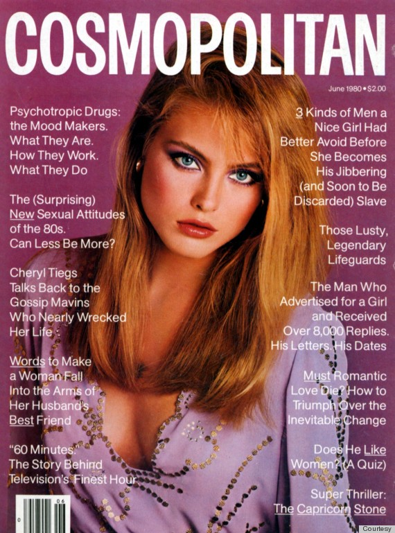 Cosmo Covers September 1980