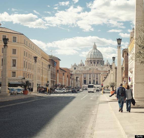 rome walk