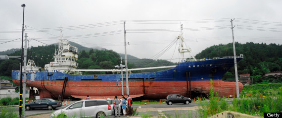 kesennuma fishing boat japan tsunami