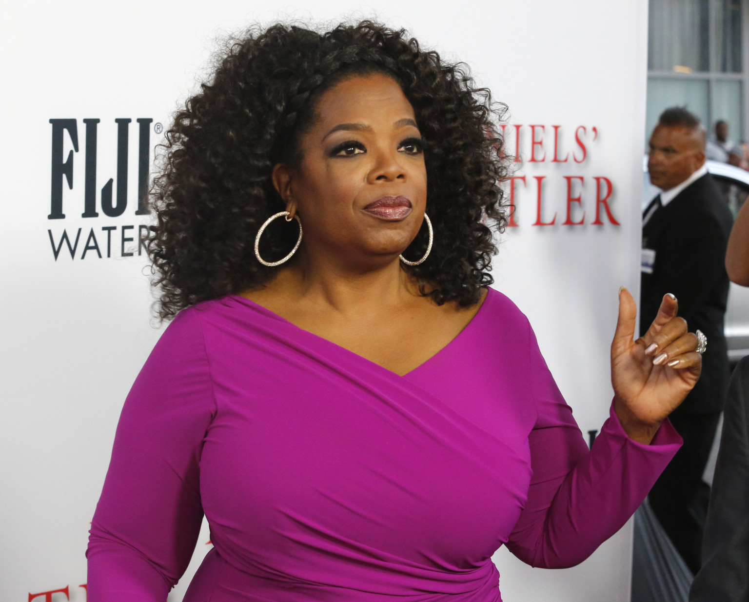 Essay on oprah winfrey