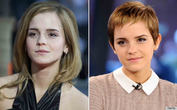 Photos: Drastic Hollywood Hair Changes - Parade