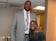 Shaquille O'Neal And Kevin Hart Pose For The Best Photo The Internet Has Ever Seen