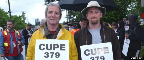 cupe strike