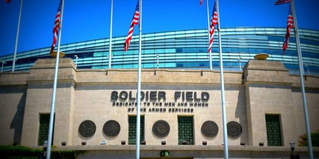 Chicago Bears Nfl Ban Most Bags At Soldier Field Huffpost
